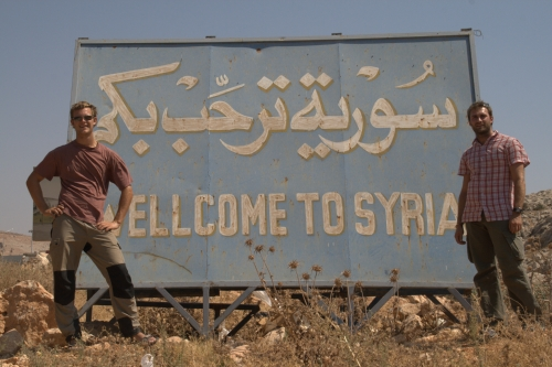welcom to syria