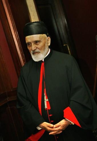 Patriarch sfeir7